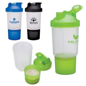 Buff 16 oz. Fitness Shaker Cup