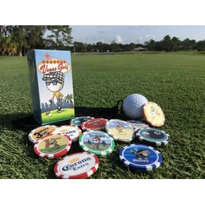 Vegas Golf On-The-Course Gambling Game