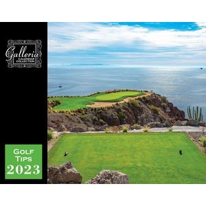 Galleria Wall Calendar 2020 Golf Tips (Low Price )